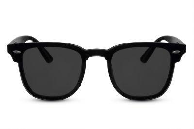Clubmaster: Flat Black