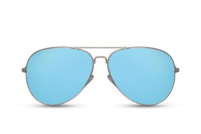 Blissfully Blue Aviators